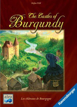 The Castles of Burgundy | Board Game | BoardGameGeek