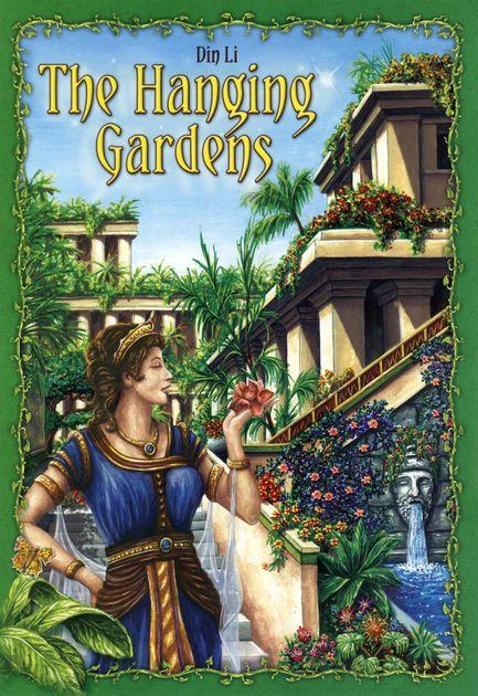 The Hanging Gardens Board Game Boardgamegeek