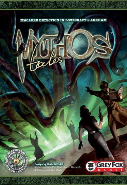 Mythos Tales | Board Game | BoardGameGeek