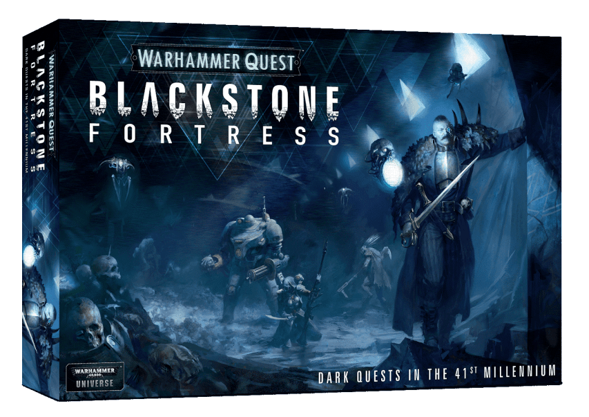 Dreaded Ambull box size | Warhammer Quest: Blackstone