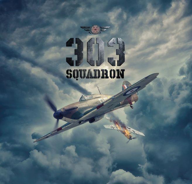 303 Squadron   Board Game   BoardGameGeek