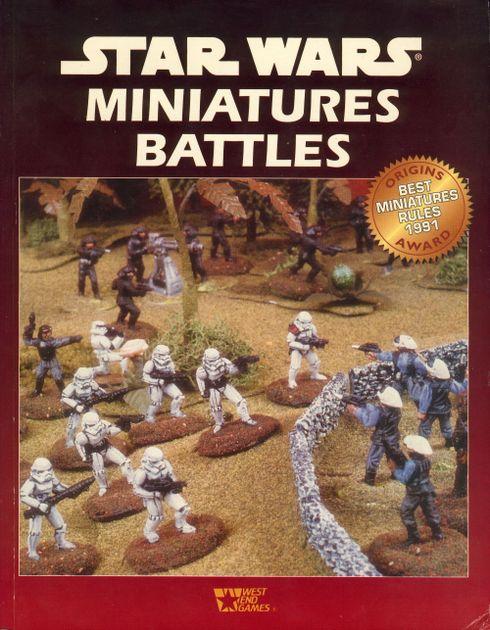 Star Wars Miniatures Battles | Board Game | BoardGameGeek