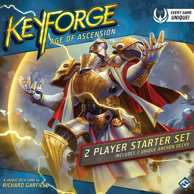 KeyForge: Age of Ascension | Board Game | BoardGameGeek