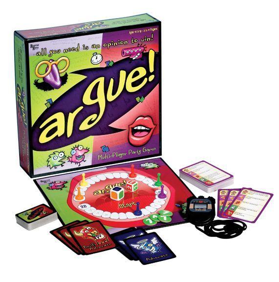Argue Game Instructions Missing Argue Boardgamegeek