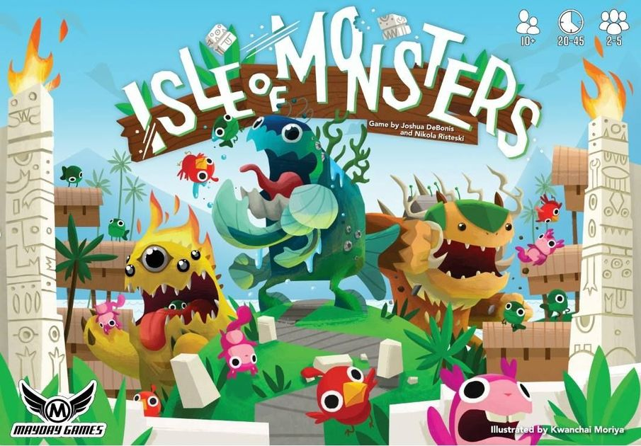 Image result for isle of monsters