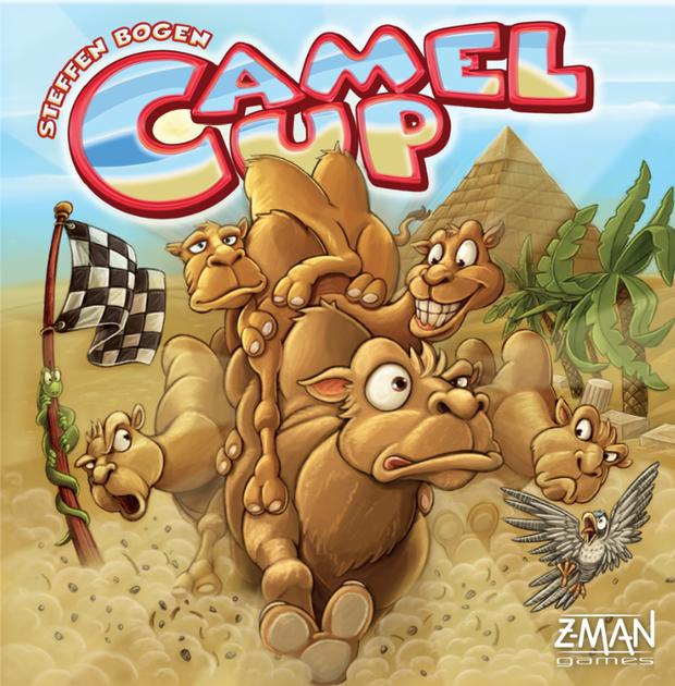 Camel Up  Board Game  Boardgamegeek-1175
