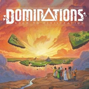 Dominations: Road to Civilization | Board Game | BoardGameGeek