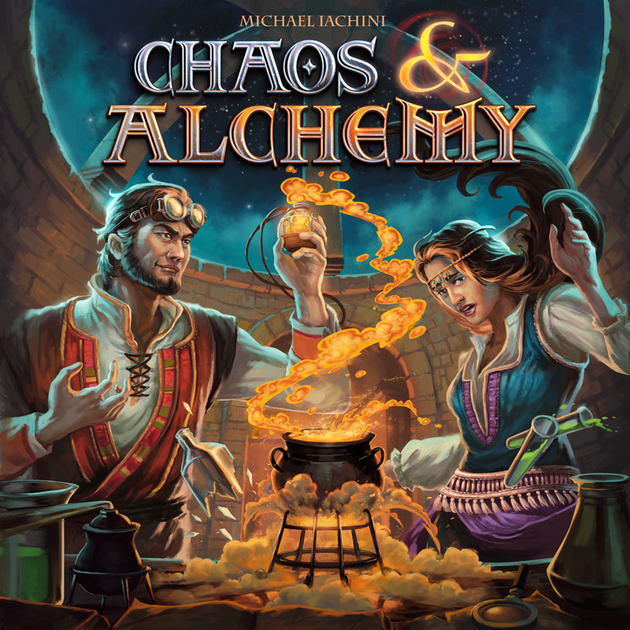 Chaos & Alchemy | Board Game | BoardGameGeek