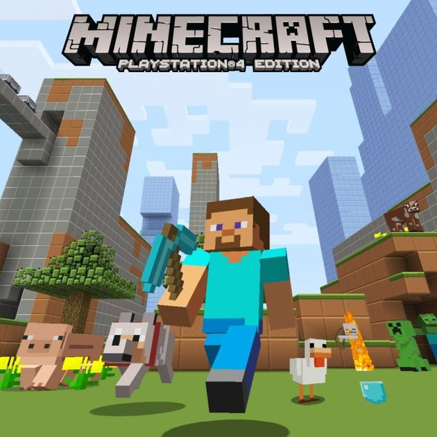Minecraft | Video Game | VideoGameGeek