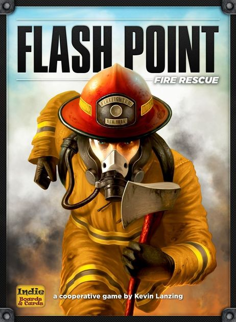 Flash Point: Fire Rescue | Board Game | BoardGameGeek