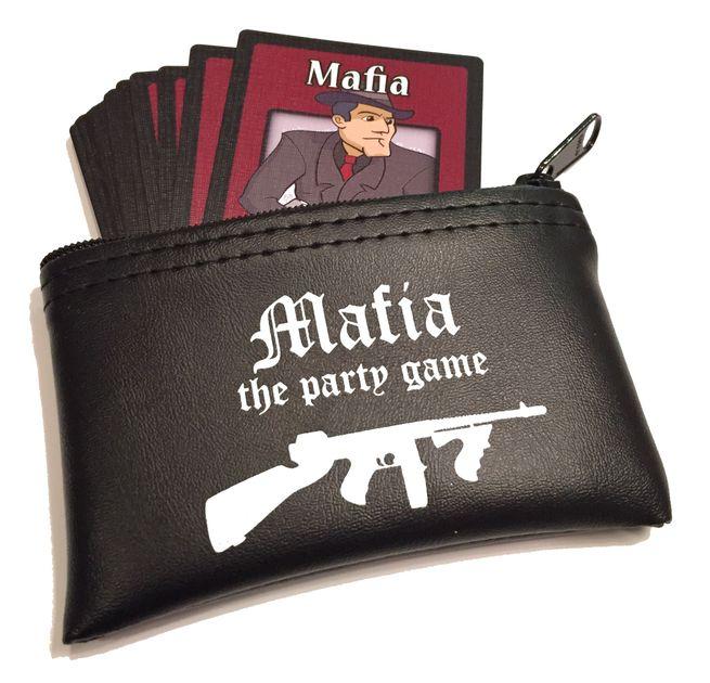 Mafia The Party Game Board Game Boardgamegeek
