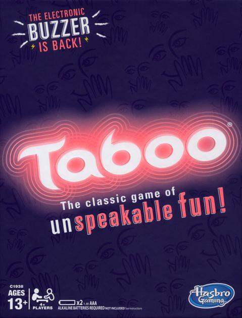 Taboo Rules Dispute Taboo Boardgamegeek