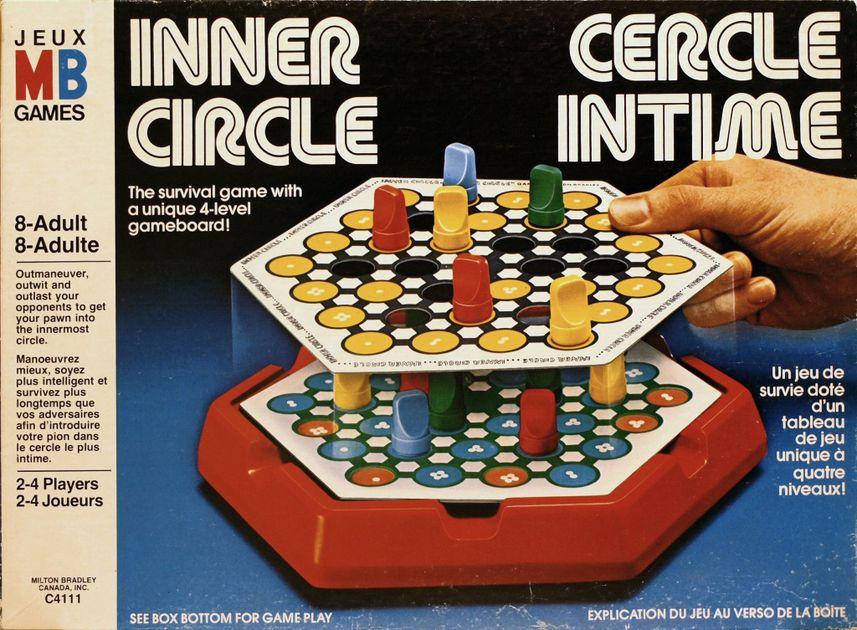 inner circle board game boardgamegeek