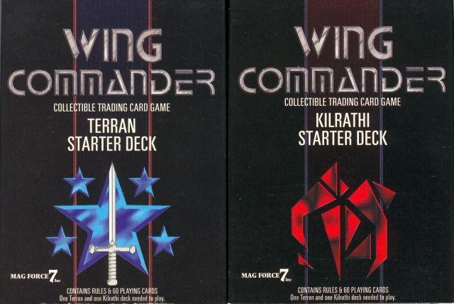Wing Commander Board Game Boardgamegeek