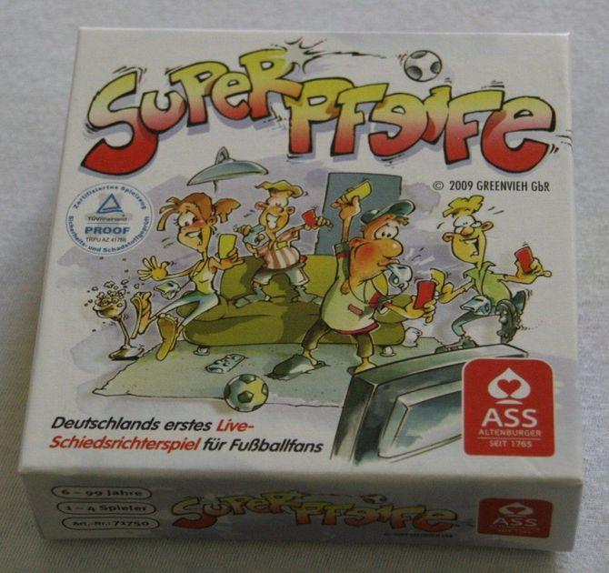 Superpfeife Board Game Boardgamegeek