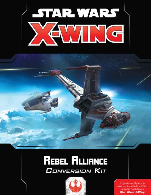 Star Wars: X Wing (Second Edition) – Rebel Alliance