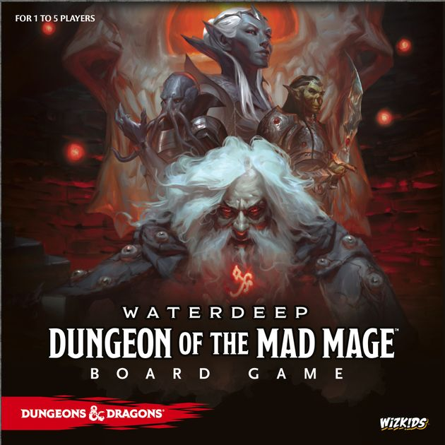 Errata | Dungeons & Dragons: Waterdeep – Dungeon of the Mad