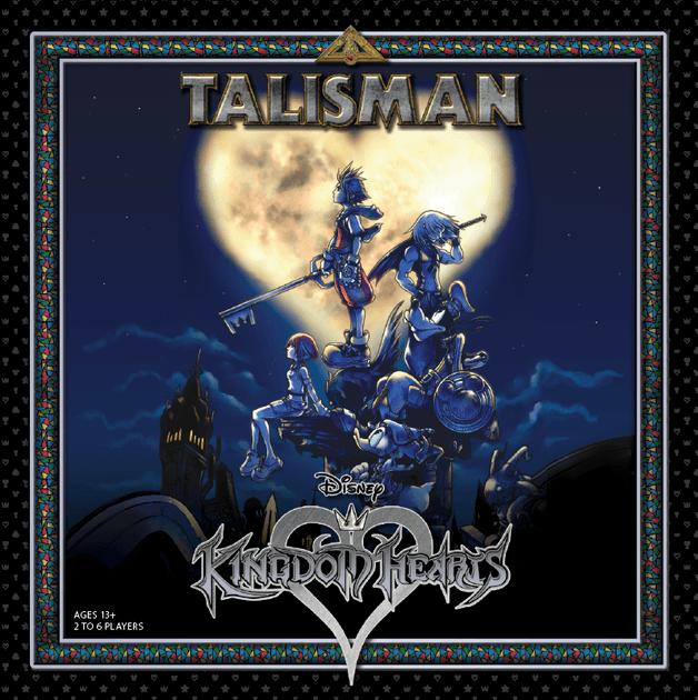 Talisman: Kingdom Hearts | Board Game | BoardGameGeek