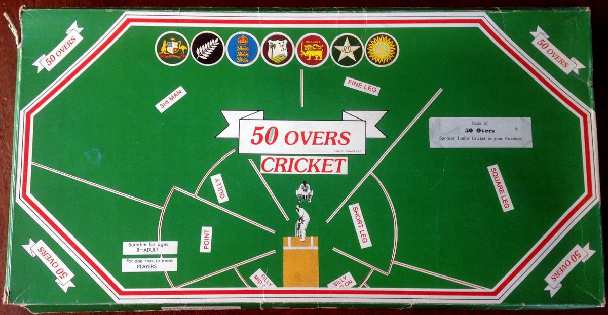 50 to cricket duration