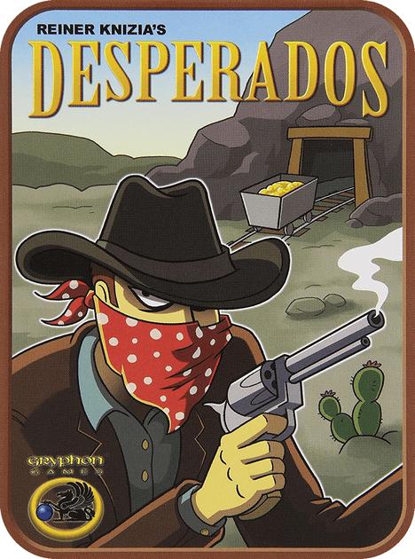 Desperados Board Game Boardgamegeek