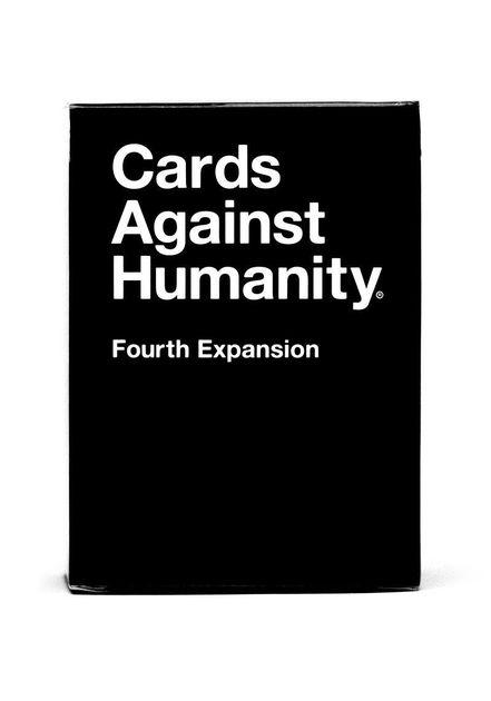 Cards Against Humanity Fourth Expansion