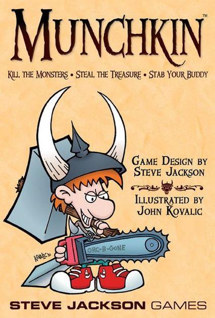 Munchkin | Board Game | BoardGameGeek