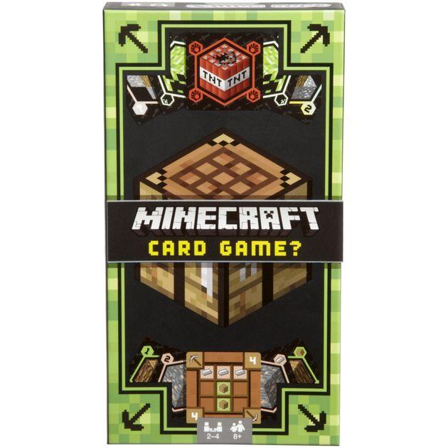 Minecraft Card Game Board Game BoardGameGeek - Minecraft spiele amazon