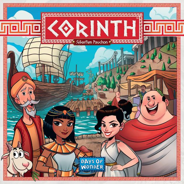 Corinth | Board Game | BoardGameGeek