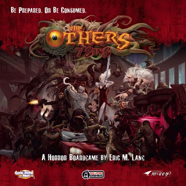 The Others | Board Game | BoardGameGeek