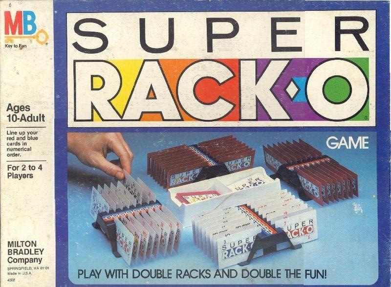 Super Rack O Board Game Boardgamegeek