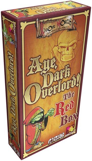Aye, Dark Overlord! The Red Box | Board Game | BoardGameGeek