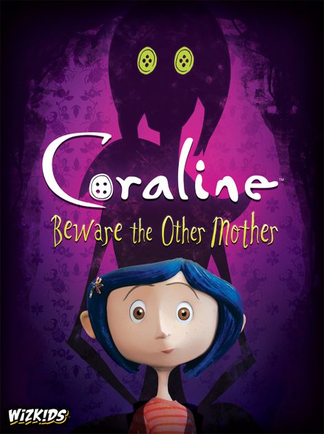 Coraline Beware The Other Mother Board Game Boardgamegeek