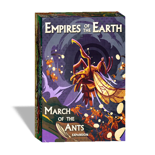 Exploration Board Game March Of The Ants
