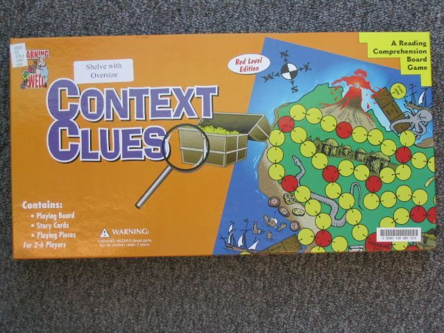 game rules | Context Clues | BoardGameGeek