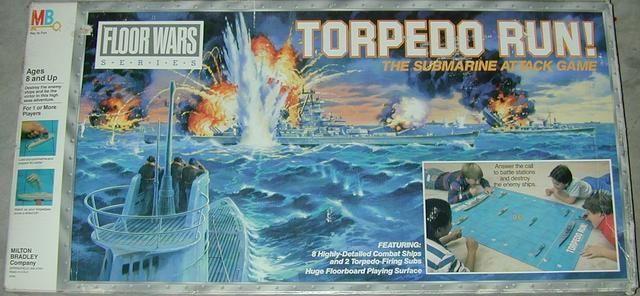 Torpedo Run Board Game Boardgamegeek