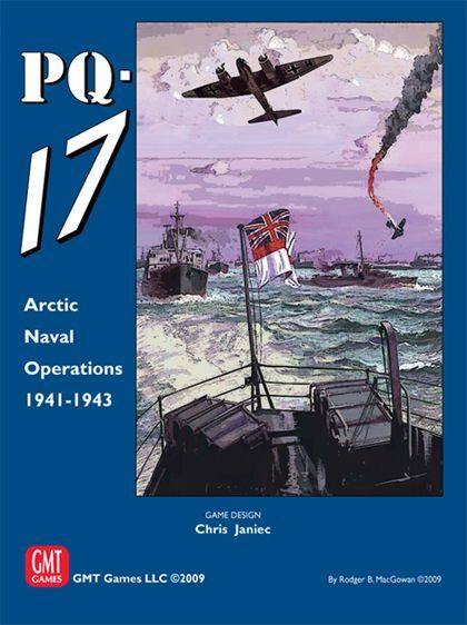 PQ-17: Arctic Naval Operations 1941-1943 | Board Game