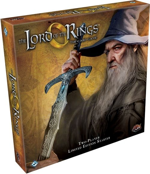 Image result for lotr lcg two player limited edition""