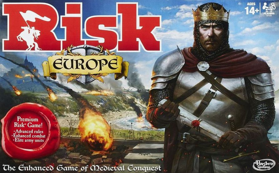 Risk Europe - A Detailed Review | Risk Europe | BoardGameGeek