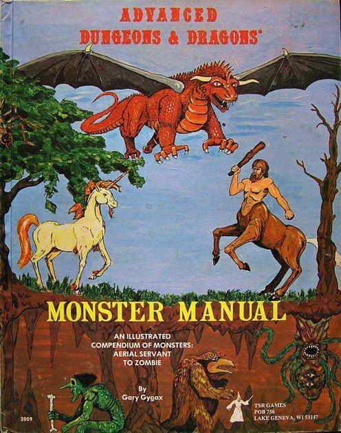 1st edition monster manual pdf
