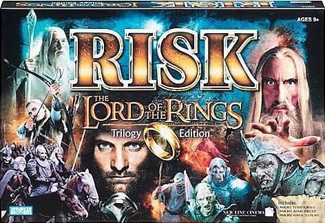 Territory Card sets: +2 battalions if occupied?   Risk: The Lord of