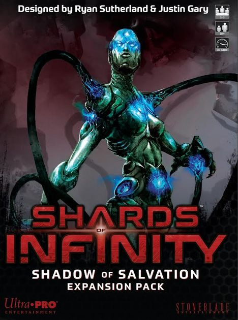 Shards of Infinity: Shadow of Salvation | Board Game