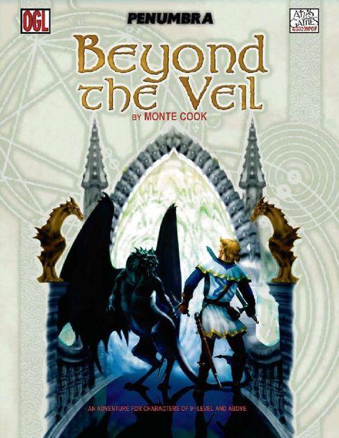 Beyond The Veil Rpg Item Rpggeek