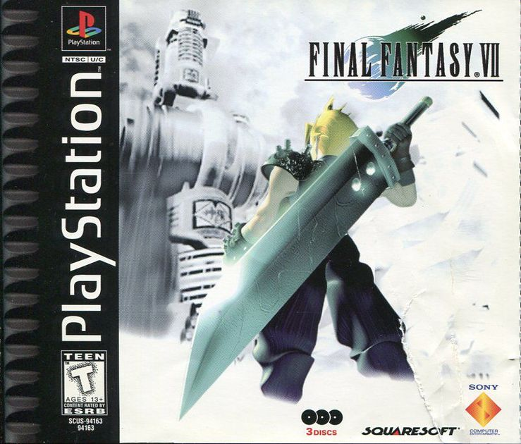 The Game that Made a Franchise | Final Fantasy VII | VideoGameGeek