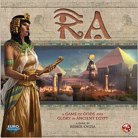 Ra Game