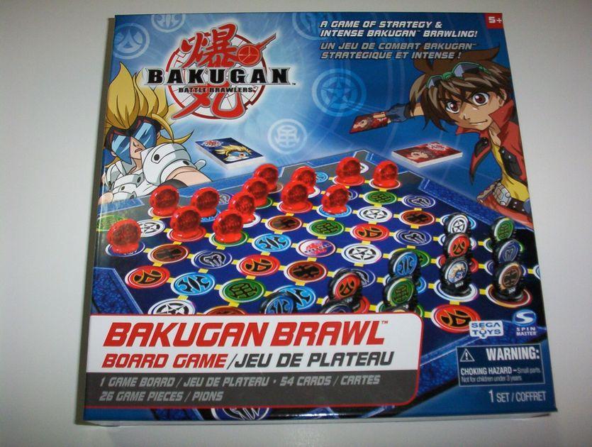 Bakugan brawl board game boardgamegeek voltagebd Gallery