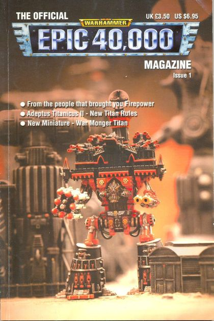 Where to find the official PDF? | Adeptus Titanicus II