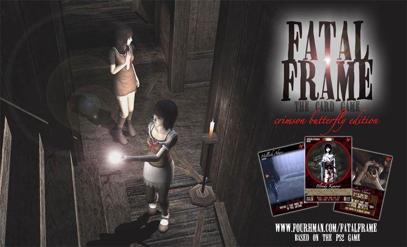 Fatal Frame: The Card Game | Board Game | BoardGameGeek
