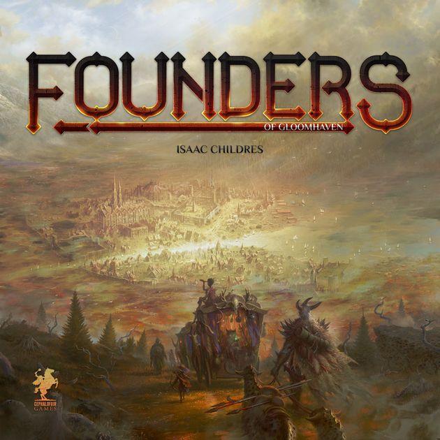 Founders of Gloomhaven | Board Game | BoardGameGeek
