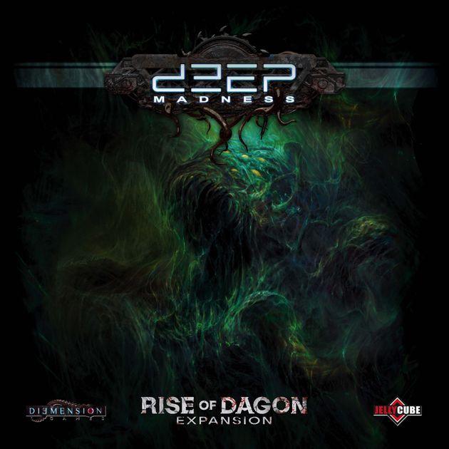 Deep Madness: Rise of Dagon | Board Game | BoardGameGeek