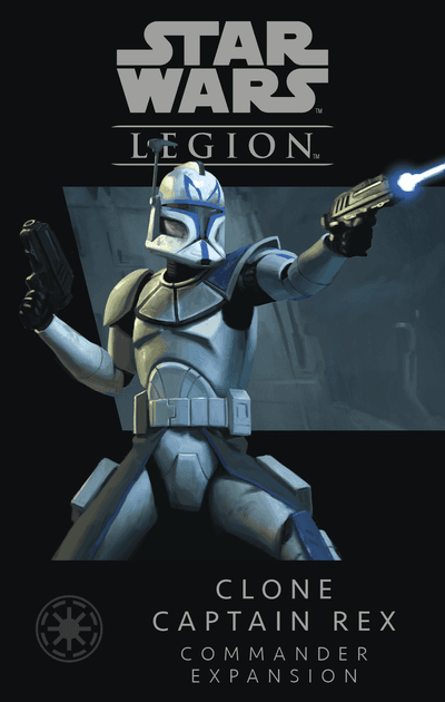 Star Wars: Legion – Clone Captain Rex Commander Expansion | Board ...